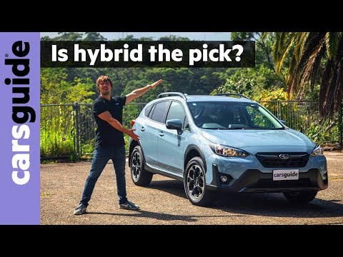 Subaru XV 2021 review: We compare hybrid and petrol to see which is best!