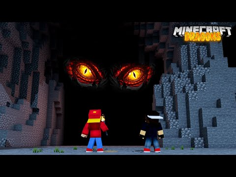 Minecraft DRAGONS - ROPO & JACK FIND A NEW DRAGON?