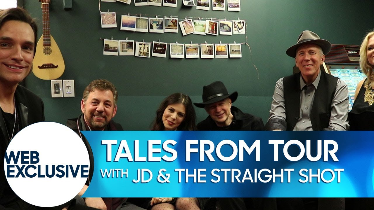 Tales from Tour: JD & The Straight Shot thumbnail