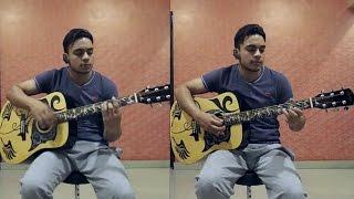 Aap ki nazro ne Samjha-Lata Mangeshkar- Acoustic Guitar, Lead and Strumming By Ayaz