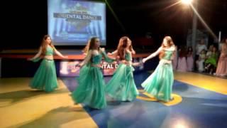 Восточный танец под песню таркана