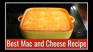 Best Macaroni and Cheese Recipe | Thanksgiving Side Dishes
