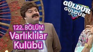 Güldür Güldür Show 122. Bölüm, Varlıklılar Kulübü