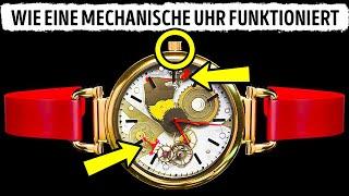 So funktionieren diese Uhren ohne Batterien