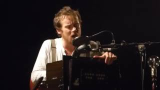 "Damien Rice ""Long Long Way"" live @ Tempodrom Berlin August 4th 2015"
