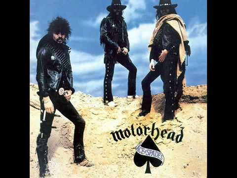Motörhead Ace of Spades drum thumbnail