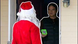 Paying a Strangers Rent as Santa Claus