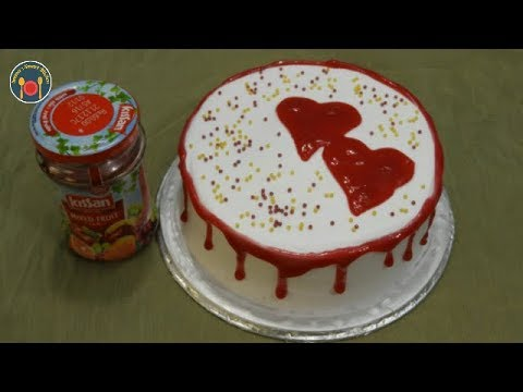 mp4 Cake Decoration With Jam, download Cake Decoration With Jam video klip Cake Decoration With Jam