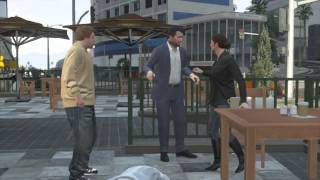 Grand Theft Auto 5 Walkthrough Part 121 - REUNITED | GTA 5 Walkthrough