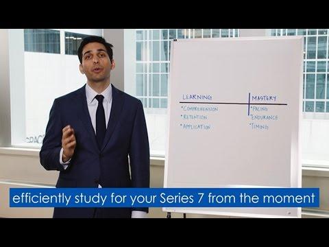 Series 7 Exam Study Timeline - YouTube