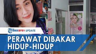 Perawat di Malang Dibakar Hidup-hidup saat Dinas di Klinik, Wajah Disiram Cairan oleh Pria Bermasker