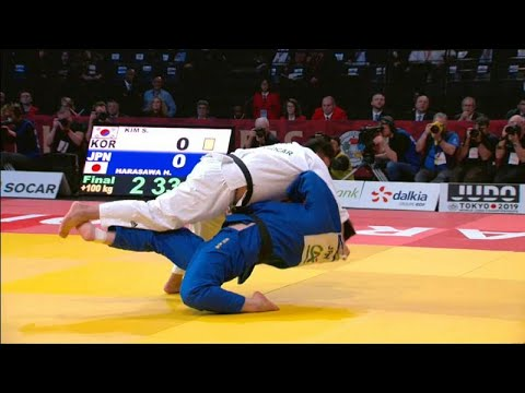 Δυο χρυσά η Νότια Κορέα στο τζούντο