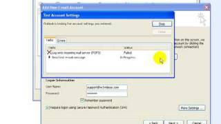 How to Setup Outlook 2007