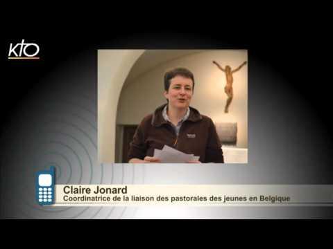 #PrayForBrussels : Claire Jonard