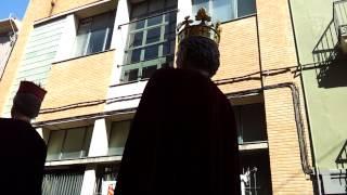 preview picture of video 'SWE: Dia del Geganter Vilafranca del Penedès 2012 - Gegants de Granollers'