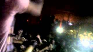 BASHY at Ocean Kingston (Filmed on Mobile Phone) 2012 #Freezesnap