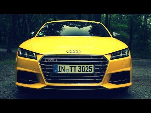 ' 2015 / 2016 Audi TTS (8S) ' Test Drive & Review - TheGetawayer