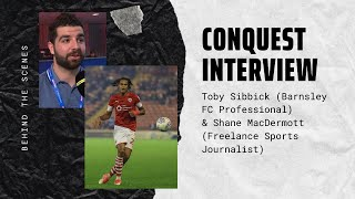 Toby Sibbick Interview With Shane Macdermott