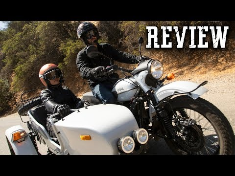 Ural 2WD Sidecar / MotoGeo Review