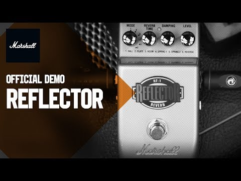 MARSHALL RF-1 Reflector Kytarový efekt