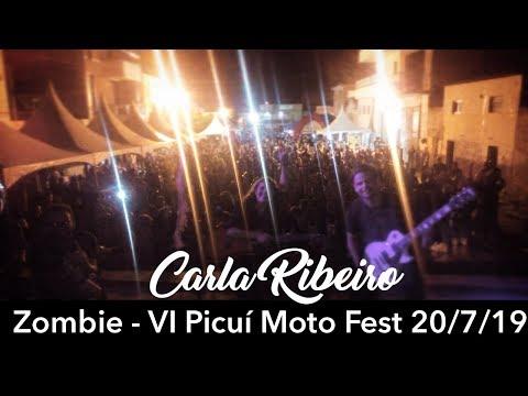 Carla Ribeiro - Zombie (VI Picuí Motofest)