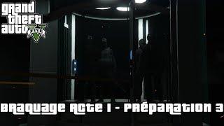 """INFILTRER LES SERVEURS DE GTA 5 ! (GTA 5 Braquage Fin du Monde: Acte 1 - Prépa """"Parc de Serveurs"""")"""