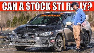 Is The Subaru WRX STI Really A Rally Car?
