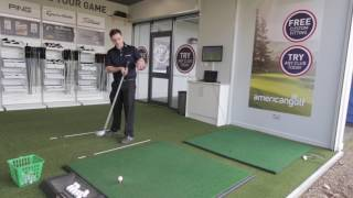 TipTuesday American Golf Pro Freddie Meikle Get that preshot routine down to