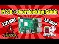 Raspberry Pi 3 B Plus Overclocking Guide 1.6Ghz