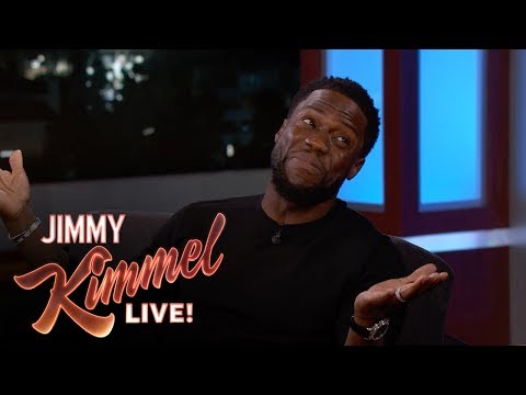 Kevin Hart Reveals What He Did to Make His Mom Hunt Him Down (видео)