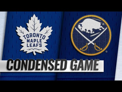 03/20/19 Condensed Game: Maple Leafs @ Sabres
