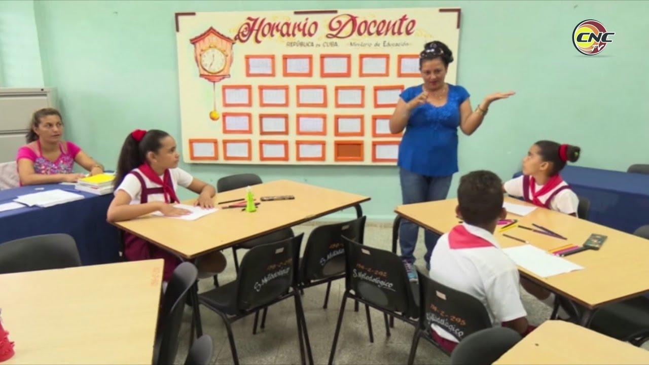 Celebran aniversario 59 de la educación especial en Granma