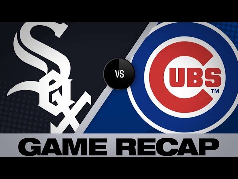 Contreras hits 2 home runs in Cubs' 7-3 win | White Sox-Cubs Game Highlights 6/19/19