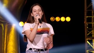 Oona - 'Spirits' | Blind Auditions | The Voice Kids | VTM