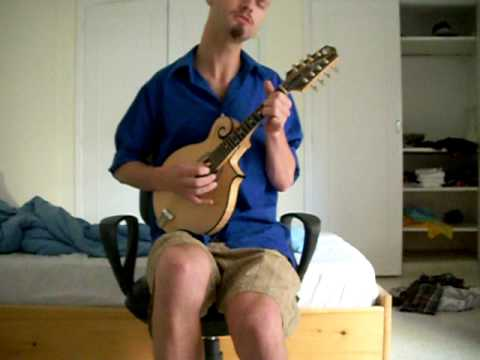 Billy the Kid played properly on the mandolin (traditional, a la Ry Cooder)