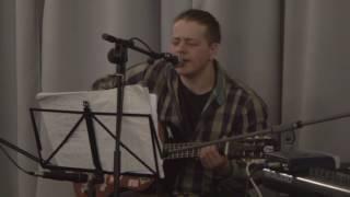 Frank Who, Open Mic Liberec - 6. 1. 2017 - Knihkupectví a antikv