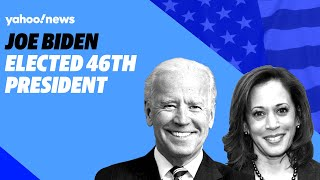 Election 2020: Joe Biden and Kamala Harris acceptance speeches
