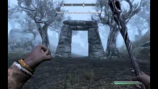"""Гайд на Skyrim. Прохождение квеста """"Безумный ум""""!"""