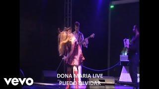 Doña Maria - Puedo Olvidar (Live On Stage)