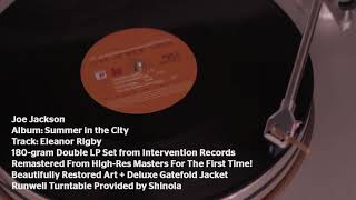 "Joe Jackson ""Eleanor Rigby"" - Summer in the City 180-Gram Vinyl - Intervention Records"