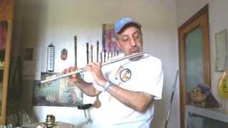Sweet Georgia Brown /Val Vitullo:flute