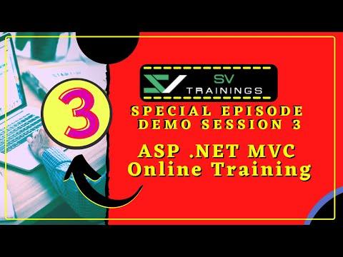 .Net Online Tutorial For Beginners | ASP .Net MVC Online Training ...