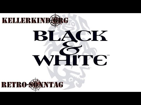 Retro-Sonntag [HD] #030 – Black & White 1 – Teil 1 ★ Let's Show Game Classics