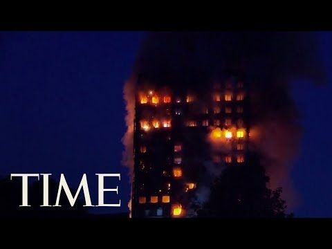 Everything You Need To Know About The Deadly Fire At London's Grenfell Tower | TIME