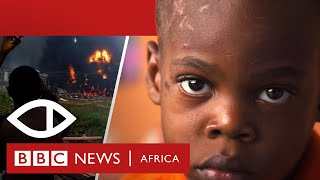 Lagos Inferno: The explosion that rocked Nigeria - BBC Africa Eye documentary