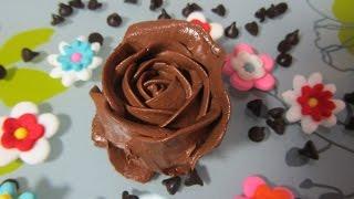 LÀM KEM TRÉT BÁNH SINH NHẬT ĐƠN GIẢN 100%thành Công Làm Kem Bơ Thụy Sĩ Socola Buttercream Chocolate