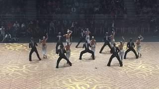 歌舞星輝耀濠江,塔石體育館,2018.12.8.