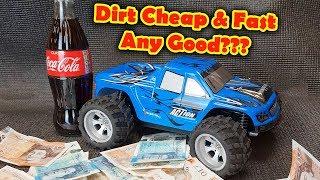 GPS Speed Run -  CHEAP & FAST RC Truck Car any good? wltoys a979