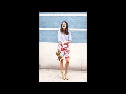 Lindo Bermudas Outfits cortos para mujeres