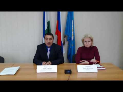 Брифинг по вопросам обеспечения нераспространения коронавирусной инфекции и текущая ситуация в Кигинском районе по состоянию на 06.04.2020 года.